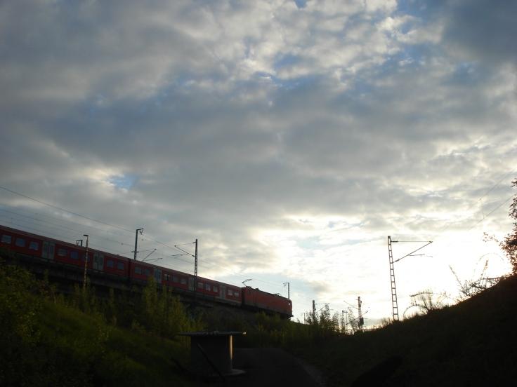 Reisen mit dem Zug (Foto: schrittWeise)
