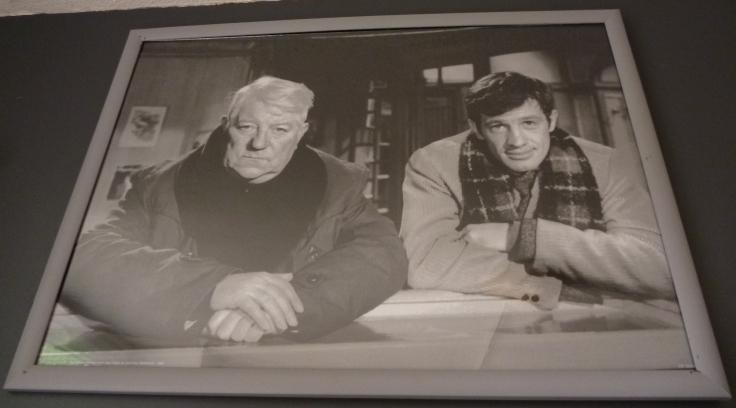 Gabin und Belmondo