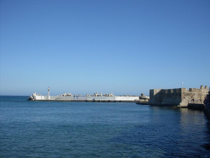 Festung Kales in Ierapetra (schrittWeise)