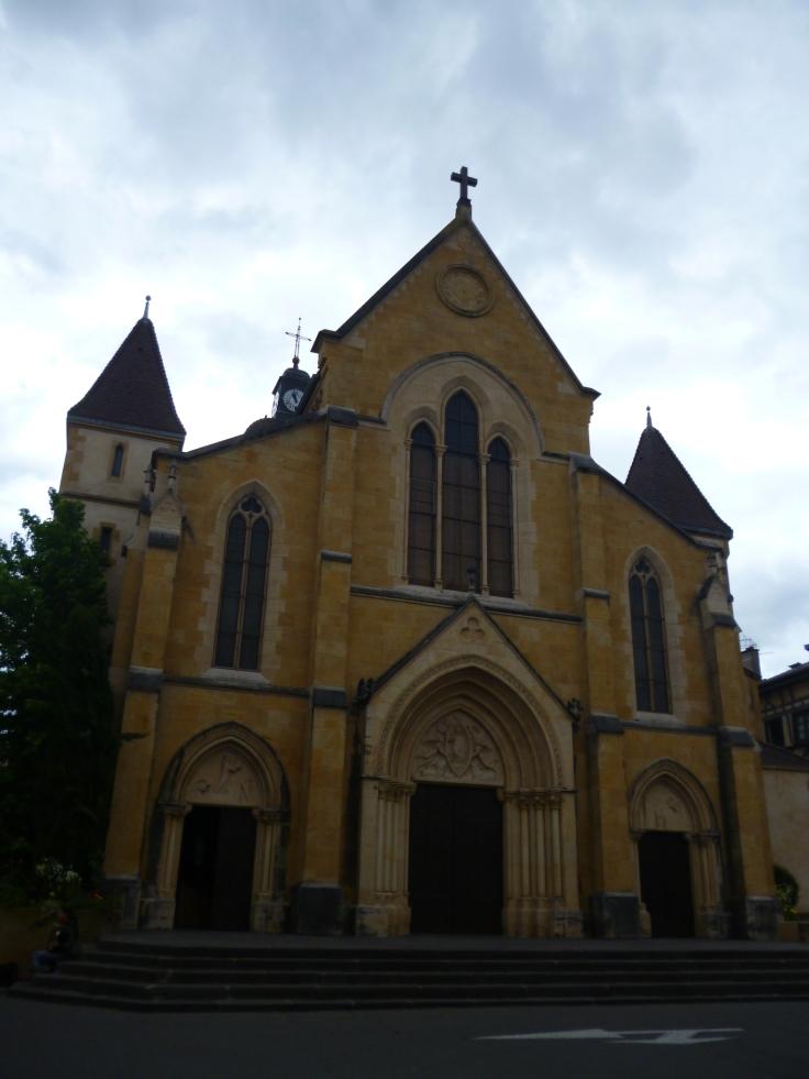 Kirche in Charlieu