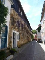 Reste der Stadtmauer (Fotorechte: schrittWeise)