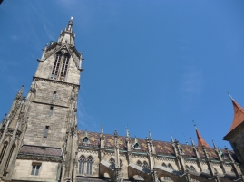 Seitenansicht der Marienkirche (Fotorechte: schrittWeise)