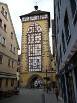 Tübinger Tor (Fotorechte: schrittWeise)