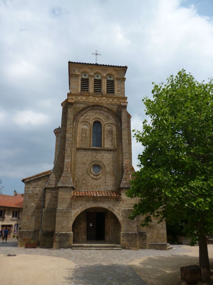 Romanische Kirche von Marols (Fotorechte: schrittWeise)