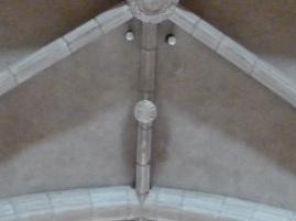 Muschel in der Kirche (Fotorechte: schrittWeise)