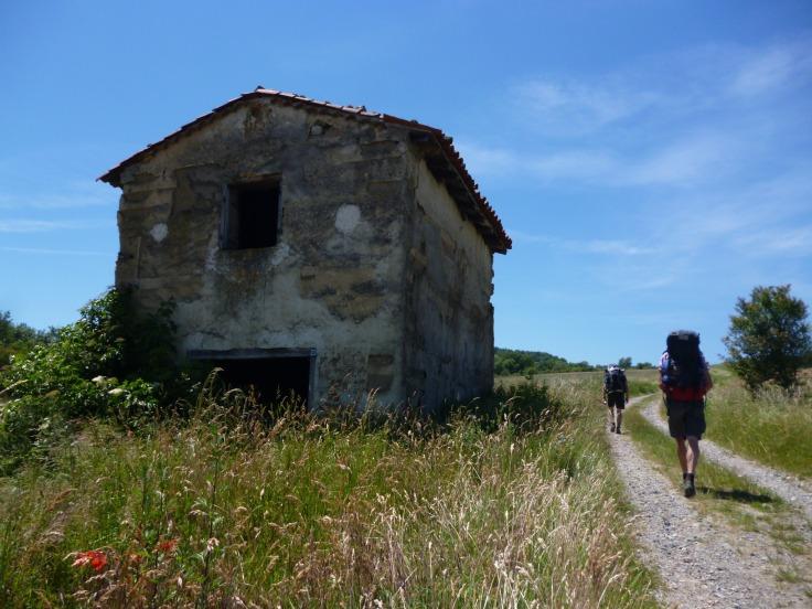 Aufstieg nach Montbrison (Fotorechte: schrittWeise)