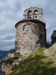 Der Glockenturm der Kapelle (Fotorechte: schrittWeise)