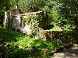 Mühle Piquemeule kurz vor Saint-Privat (Fotorechte: schrittWeise)