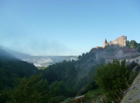 Saint-Private am Morgen (Fotorechte: schrittWeise)