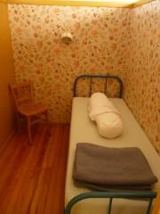 Spanische Betten in der Unterkunft (Fotorechte: schrittWeise)