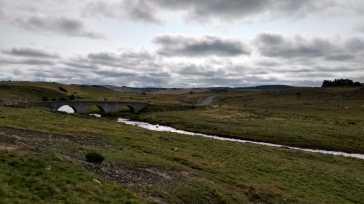 Die alte Steinbrücke (Fotorechte: schrittWeise)