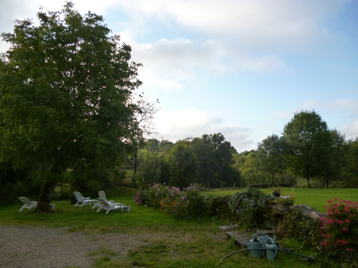 Pilgerherberge in LEstrade
