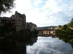 Alte Pilgerbrücke von Espalion (Fotorechte: schrittWeise)