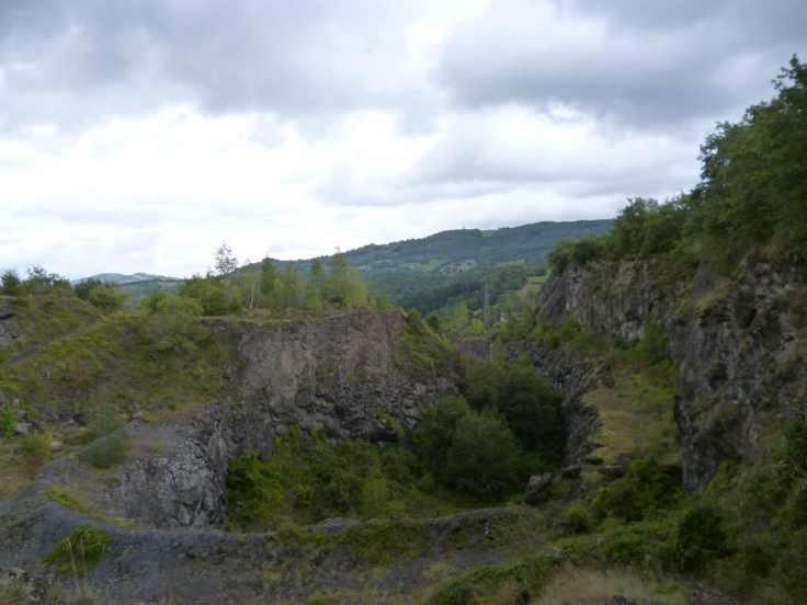 Vulkanschlot Puech de Vermus (Fotorechte: schrittWeise)