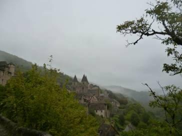 Berghang mit dem Dorf (Fotorechte: Dario schrittWeise)