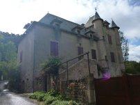 Großaufnahme der Kirche von Trédou (Fotorechte: Dario schrittWeise)