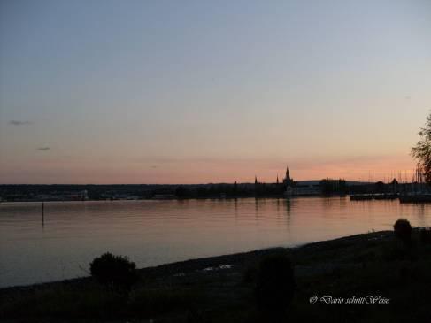 Ankunft in Konstanz