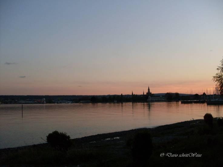 Ankunft in Konstanz (Fotorechte: Dario schrittWeise)