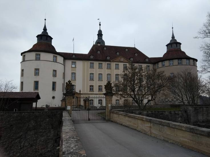 Das Schloss von Langenburg (Fotorechte: Dario schrittWeise)