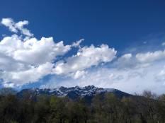 Schnee auf den Gipfeln (Fotorechte: Dario schrittWeise)