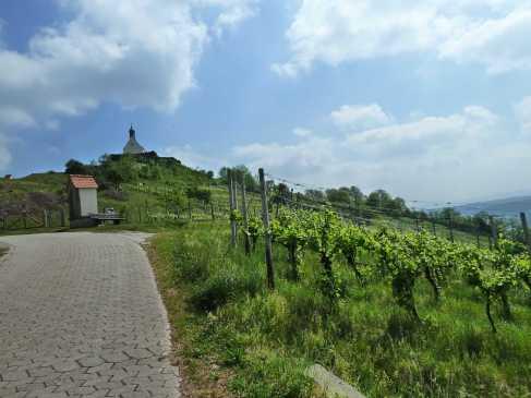 Der Weg nach der Kapelle